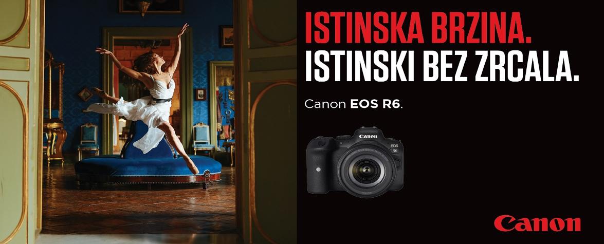 Canon EOS R6 banner