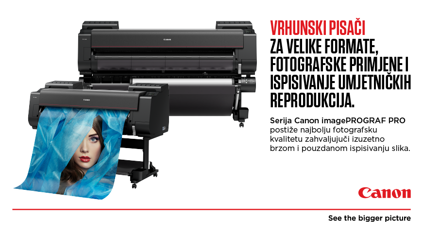 Canon imagePROGRAF large format printer