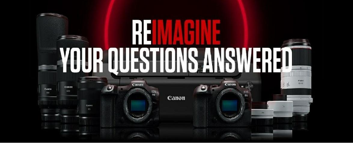 Canon predstavio nove RF objektive