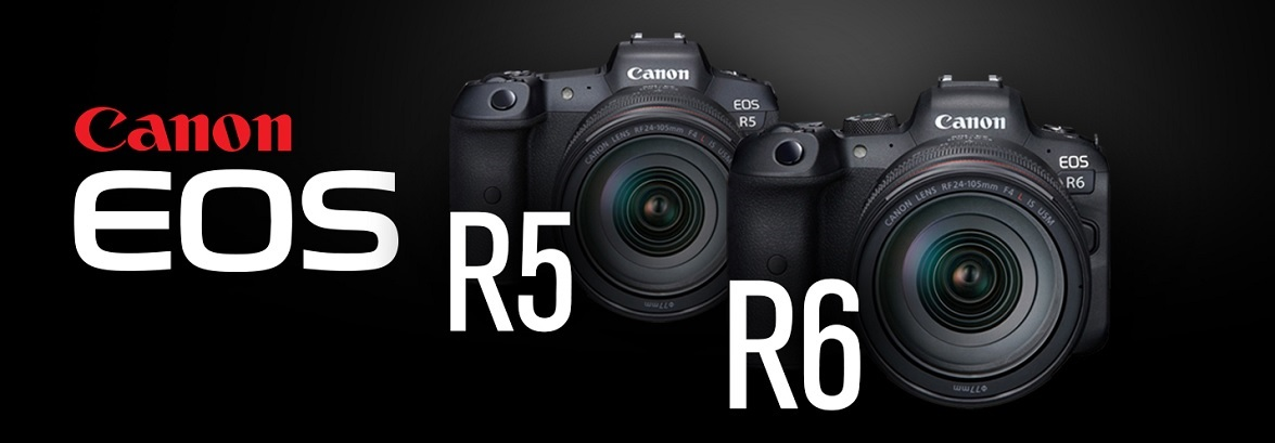 Canon R5, R6 i RF leće