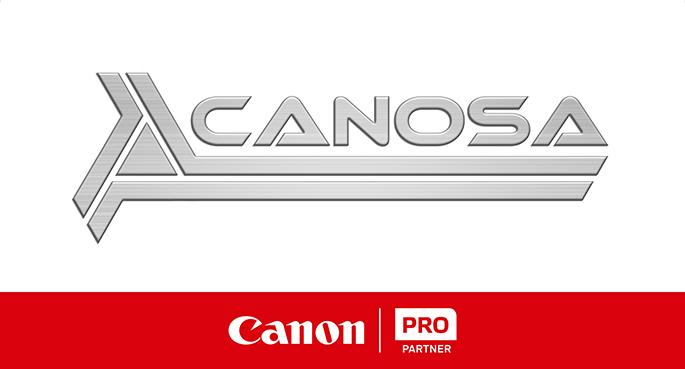 Canosa Canon PRO partner