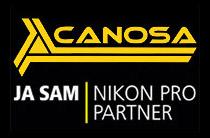 Canosa Nikon PRO partner ekskluzivni distributer