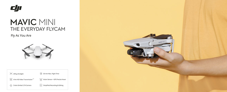 DJI Mavic Mini Combo novi dron u ponudi