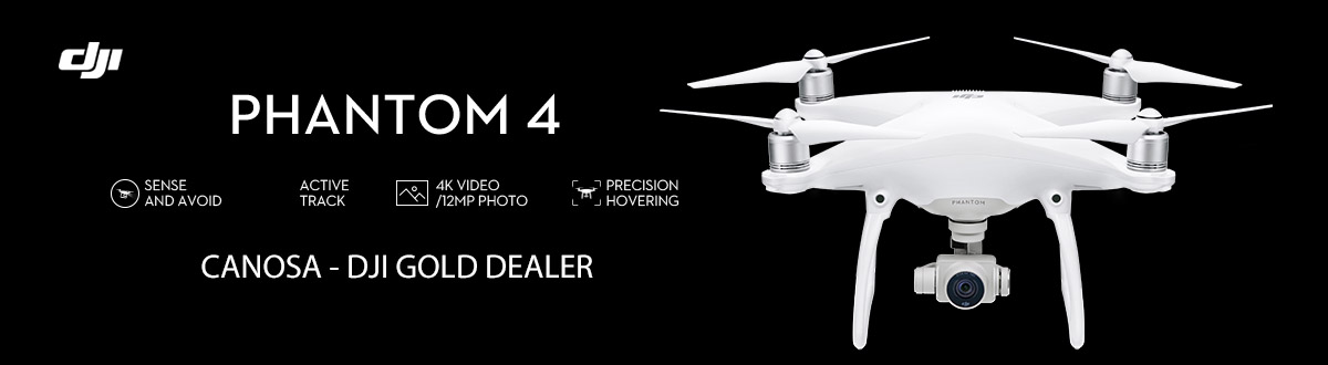 DJI Phantom 4 dron quadcopter DJI Gold dealer