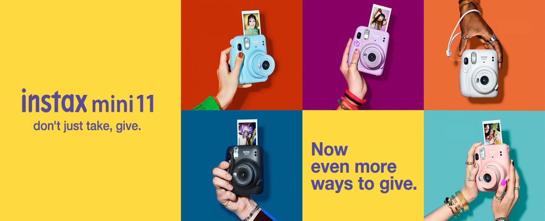 Fujifilm Instax polaroid