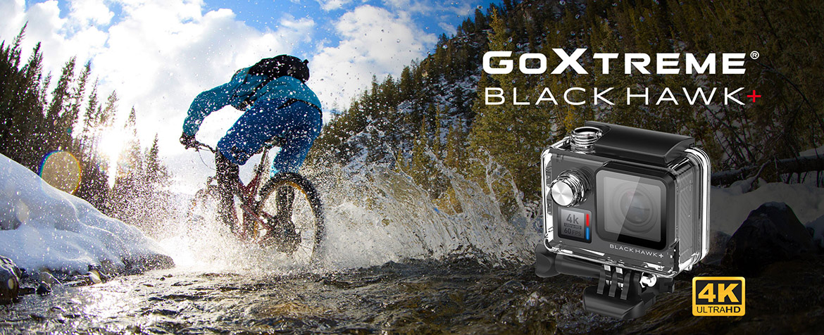 GoXtreme BlackHawk actioncam