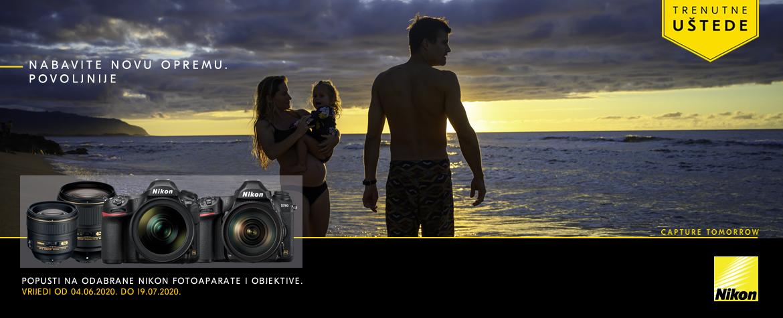 Nikon ljetna promocija 2020.