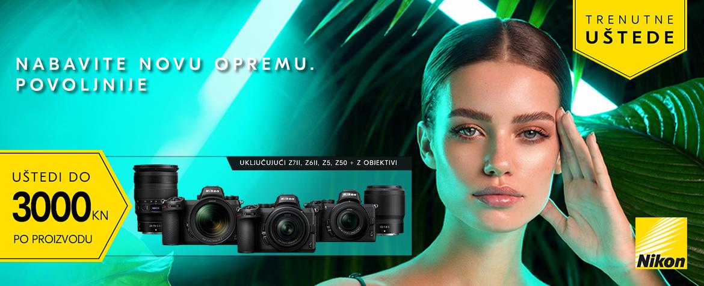 Nikon ljetna Z promocija 2021.