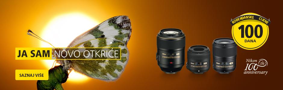 Nikon promocija u Canosi popusti povodom 100 godina Nikona