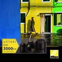 Nikon Trenutne Uštede akcija u Canosi ljeto 2019