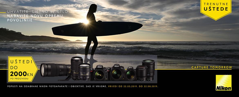 Nikon Trenutne Uštede ljeto 2019 uhvatite ljetno svjetlo