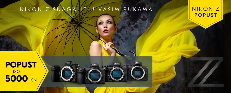 Nikon Z promocija 2020.