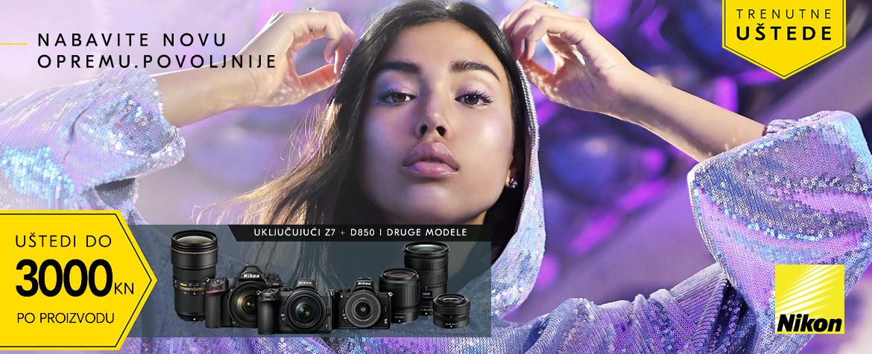 Nikon zimska promocija 2020.