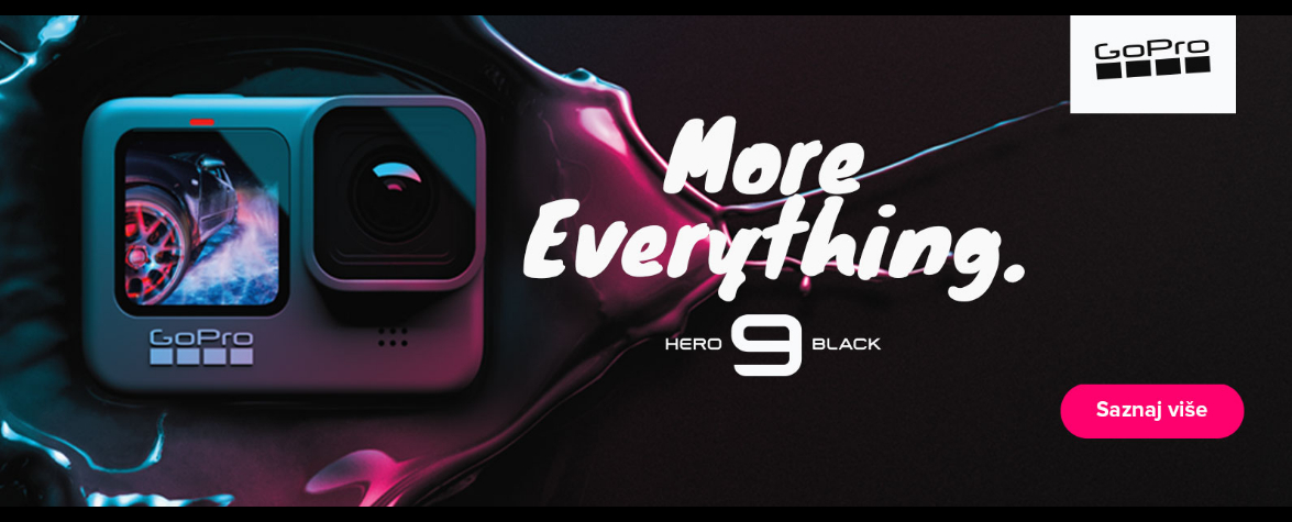 Nova kamera GoPro Hero9