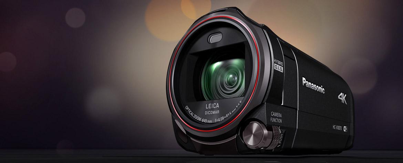 Panasonic 4K kamere