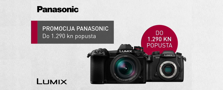 Panasonic GH5 / G9 promocija