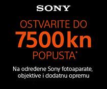 Sony cash back promocija ljeto 2018 u Canosi