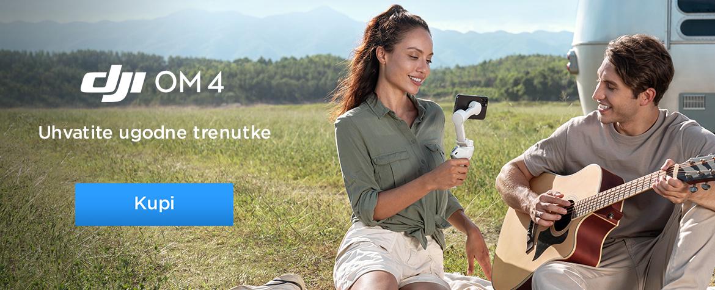 Stiže nova generacija Osmo Mobile - DJI OM4