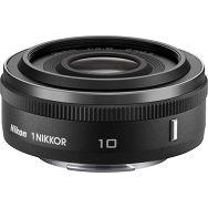 1 NIKKOR 10mm f/2.8 Black Nikon objektiv JVA101DA