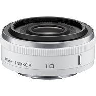 1 NIKKOR 10mm f/2.8 White Nikon objektiv JVA101DB