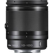 1 NIKKOR VR 10-100mm f/4.0-5.6 Black Nikon objektiv