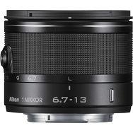 1 NIKKOR VR 6.7-13mm f/3.5-5.6 Black Nikon objektiv