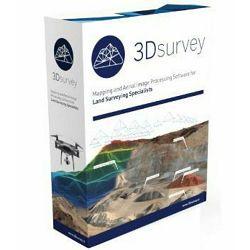 3Dsurvey Annual support and upgrade godišnja podrška za program i nadogradnje