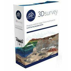 3Dsurvey Subscription license - Monthly mjesečna licenca