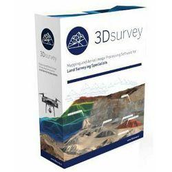 3Dsurvey Subscription License - Yearly godišnja licenca
