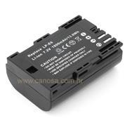 DSTE zamijenska baterija LP-E6 za 60D 70D 6D 7D 5D II 5D III DSTBCN017A
