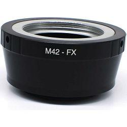 Adapter M42 na Fujifilm X mount mirrorless Fuji