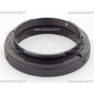 Adapter T2 T-mount Samyang telefoto objektiv za Canon