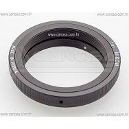 Adapter T2 T-mount Samyang telefoto objektiv za Nikon