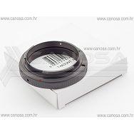 Adapter T2 T-mount za Olympus DSLR Samyang telefoto objektiv