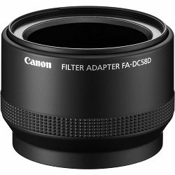 Adapter za 58mm filter na Canon PowerShot G15 i G16 (FA-DC58D)