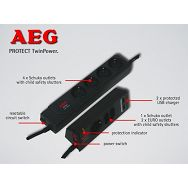 AEG Protect TwinPower