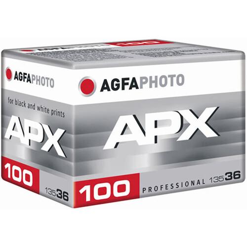 AgfaPhoto film za analogni fotoaparat APX Pan 100 135/36