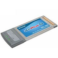 AirPlusG 11/54Mbps Wireless LAN CardBus Card