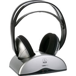 AKG 864 MHz single UHF HiFi headphones AKG-K 206-H
