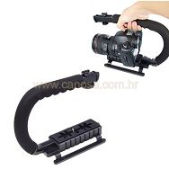 Akira Extra CamRudder Excellent handle for video camera stabilizator ručka za video snimanje