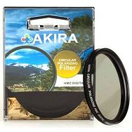 Akira HMC CPL filter 58mm
