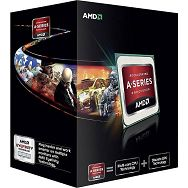 AMD A10 X4 5800K, 3,8GHz, 4MB, FM2