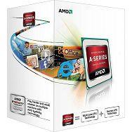 AMD A4 X2 5300, 3,4GHz, 1MB, FM2