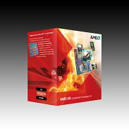 AMD CPU A6-Series X4 3650 (2.60GHz,4MB,100W,FM1) Box, Radeon TM HD 6530D