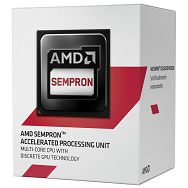 AMD CPU Kabini Sempron X2 2650 (1.45GHz,1MB,25W,AM1) box, Radeon R3
