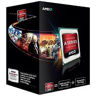 AMD CPU Trinity A6-Series X2 5400K (3.60GHz,1MB,65W,FM2) Box, Black Edition, Radeon TM HD 7540D