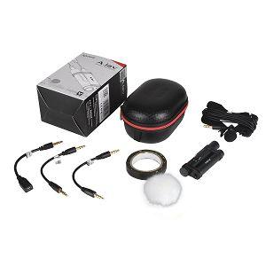 Aputure A.Lav lavalier Microphone mikrofon 3.5mm za mobitele, DSLR, fotoaparate V-Alav