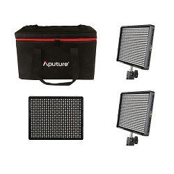Aputure Amaran 528 KIT CSS komplet 3x CRI95+ LED Video Light + torba (2x AL-528S + 1x AL-528C) prijenosna rasvjeta za snimanje
