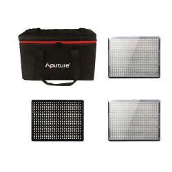 Aputure Amaran 528 KIT WWC komplet 3x CRI95+ LED Video Light + torba (2x AL-528W + 1x AL-528C) prijenosna rasvjeta za snimanje