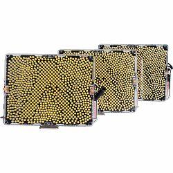 Aputure Amaran Tri-8 KIT SSC (V-mount)2x Daylight Spot + 1x Bi-Color 3-Light The Flagship komplet profesionalna LED video rasvjeta za snimanje